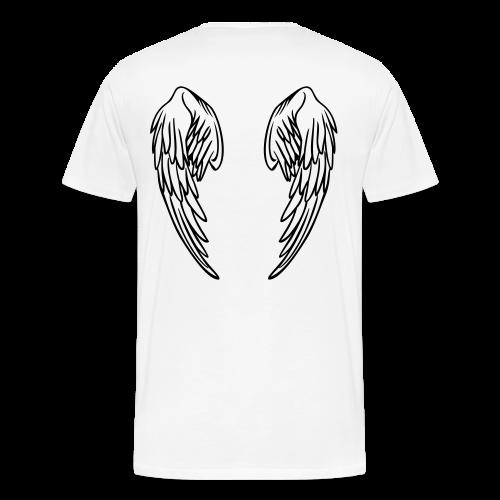 the falling - Men's Premium T-Shirt