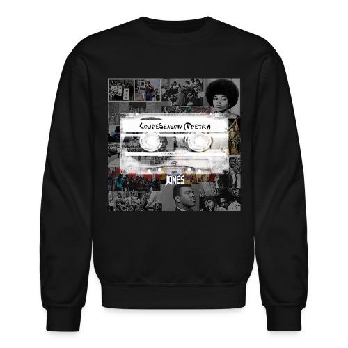 Coupeseason Poetry Men's Crewneck Sweatshirt - Crewneck Sweatshirt
