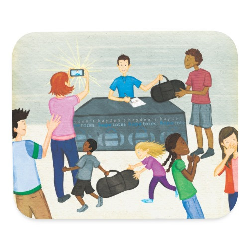 HHT Event Mousepad - Mouse pad Horizontal
