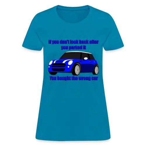 Look Back - Women's T-Shirt