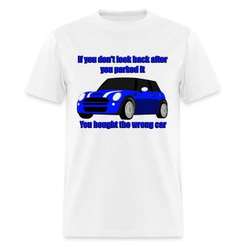 Look Back - Men's T-Shirt