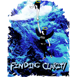 Keep Calm & Love A Black Woman Tank Top Gold Glitz - Women's Longer Length Fitted Tank