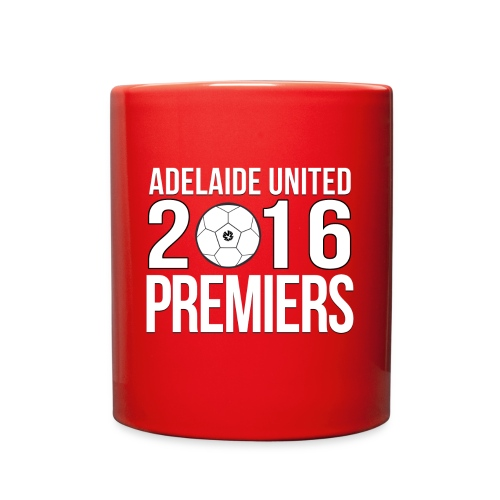 Premiers 2016 Full Color Mug - Full Color Mug