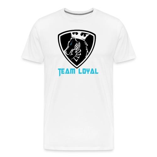 Team Loyal White - Men's Premium T-Shirt