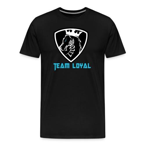 Team Loyal Black - Men's Premium T-Shirt