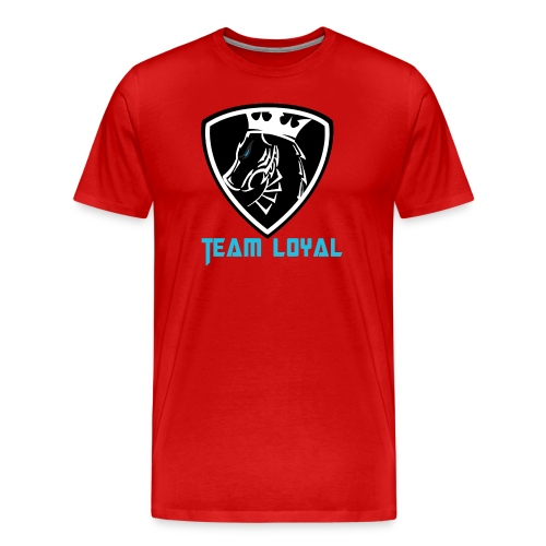 Team Loyal Red - Men's Premium T-Shirt