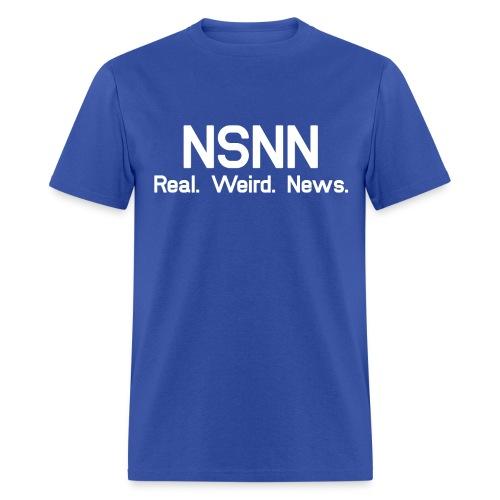 Real Weird News T - Men's T-Shirt