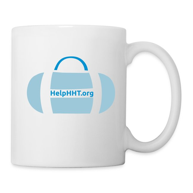 HHT Logo Coffee Mug (Double Sided)
