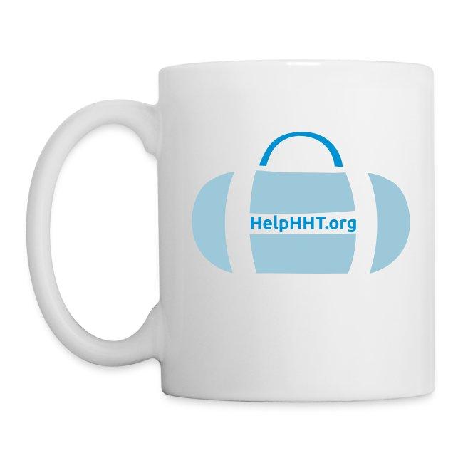 HHT Logo Coffee Mug (Double Sided)