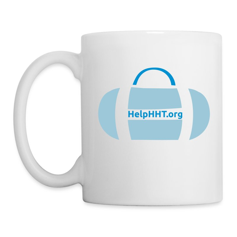 HHT Logo Coffee Mug (Double Sided) - Coffee/Tea Mug