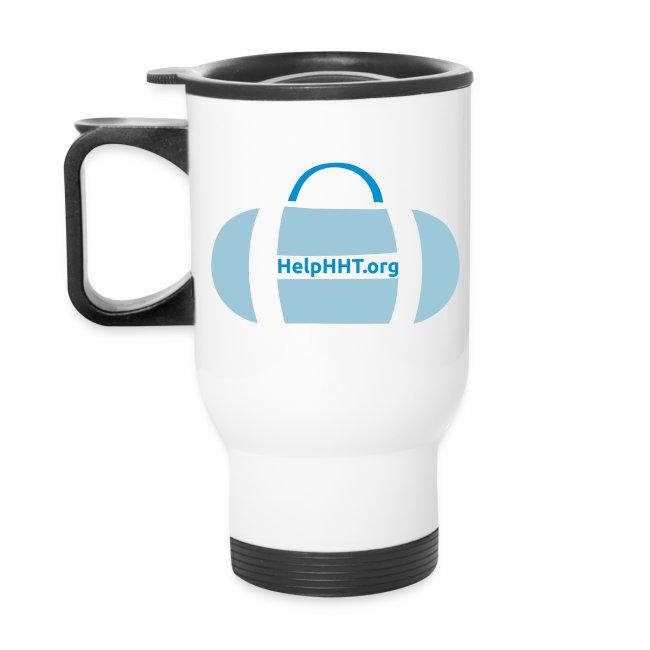 HHT Logo Travel Mug