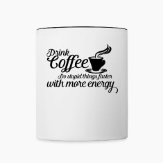 Drink coffee Mugs & Drinkware