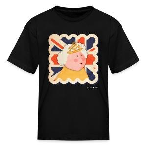 The Queen T-Shirt - Kids' T-Shirt
