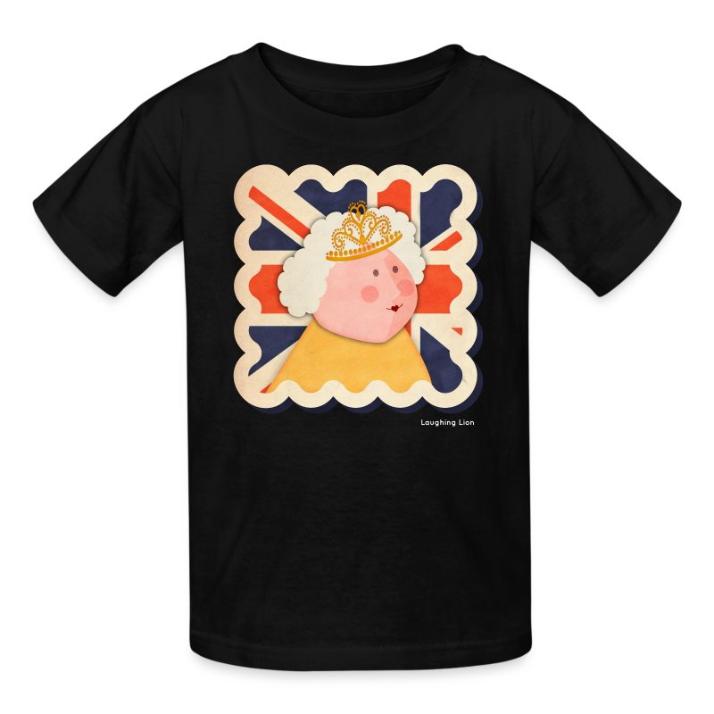The Queen T-Shirt - Kids' T-Shirt