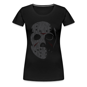 Hockey mask II - Women's Premium T-Shirt