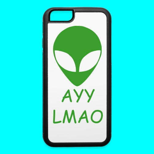 AYY LMAO iPhone 6/6s case - iPhone 6/6s Rubber Case