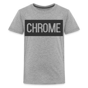 CHROME  T-SHIRT - Kids' Premium T-Shirt