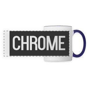 CHROME COFFEE MUG - Panoramic Mug