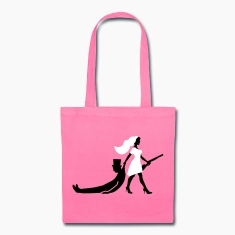 the hunt is over bride groom bachelorette party Bags & backpacks