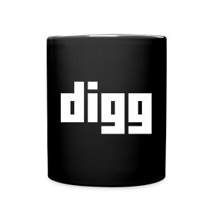 The Digg Mug - Full Color Mug