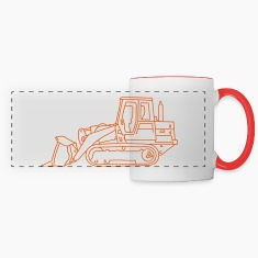 Bulldozer Mugs & Drinkware