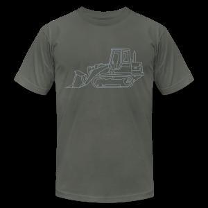 Bulldozer - Men's Fine Jersey T-Shirt