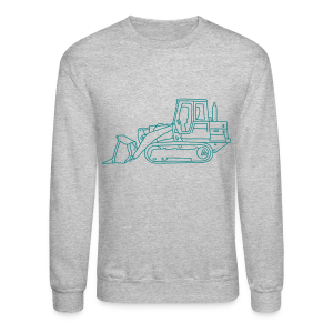 Bulldozer - Crewneck Sweatshirt
