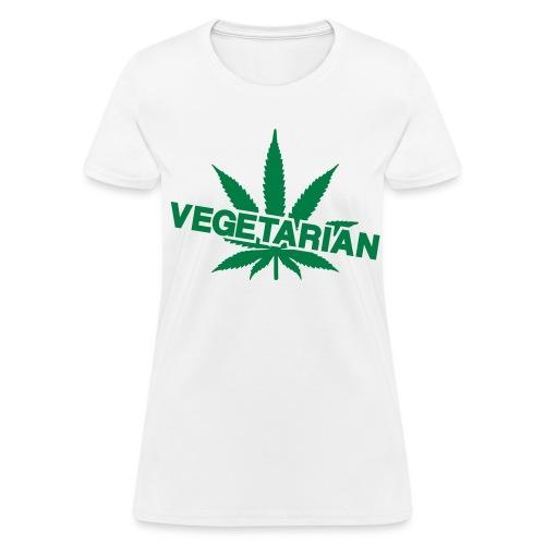 Vegetarian - Women's T-Shirt