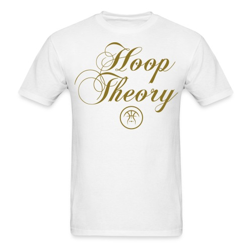 HT SIGNATURE WHITE TEE - Men's T-Shirt