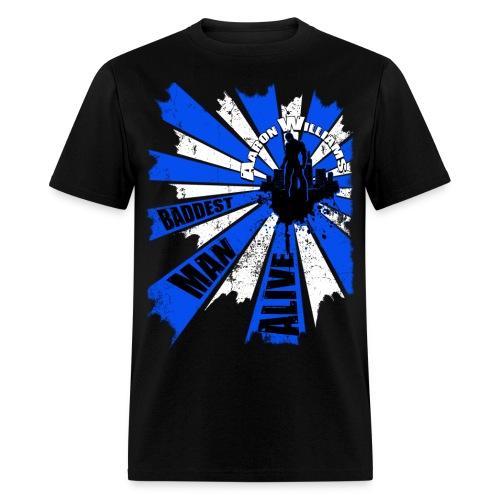 OFFICIAL Aaron Williams Tshirt - Men's T-Shirt