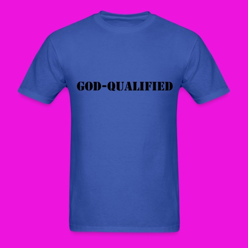 God-Qualified - Men's T-Shirt