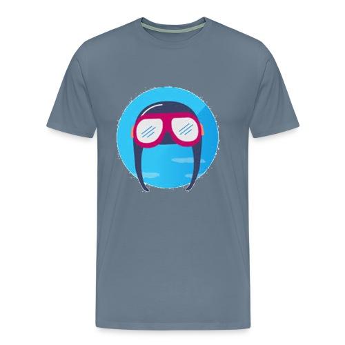 Pilot art - Men's Premium T-Shirt