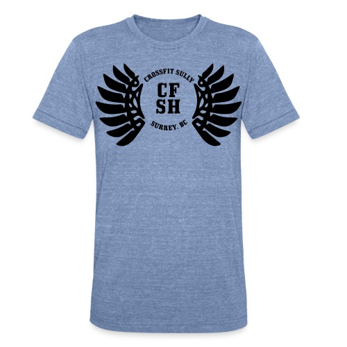 The Sully Classic Shirt - Unisex Tri-Blend T-Shirt
