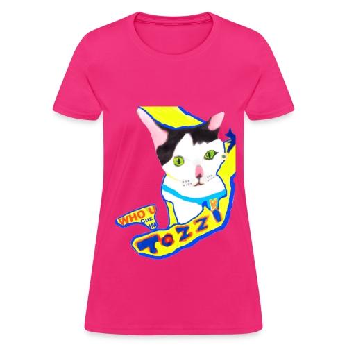 Cartoon Tozzi Women's Shirt - Women's T-Shirt