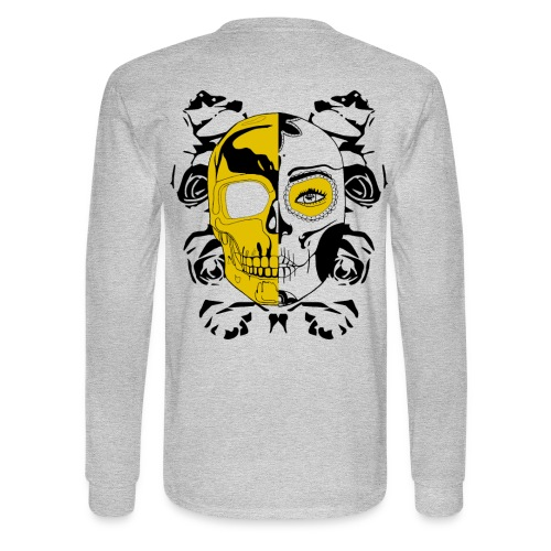 Dia De Los Muertos - Men's Long Sleeve T-Shirt