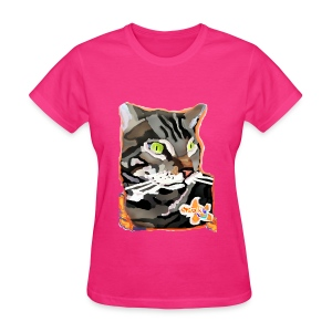 Cartoon Toby Women's Shirt  - Women's T-Shirt