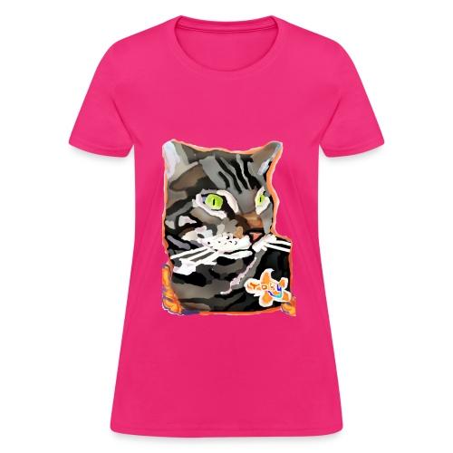 Cartoon Toby Women's Shirt  - Women's T-Shirt
