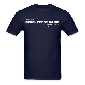 What is this.... some kind of NERD thing? Official RFR T-Shirt - Men's T-Shirt