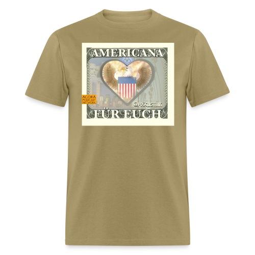 Americana für Euch - Men's T-Shirt