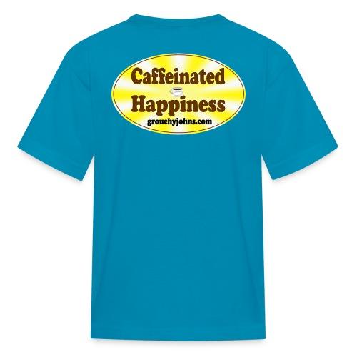 Grouchy John's Kids T-Shirt - Kids' T-Shirt