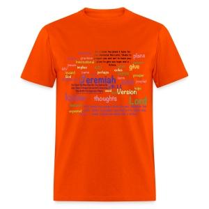 Jeremiah 29:11 - Men's T-Shirt