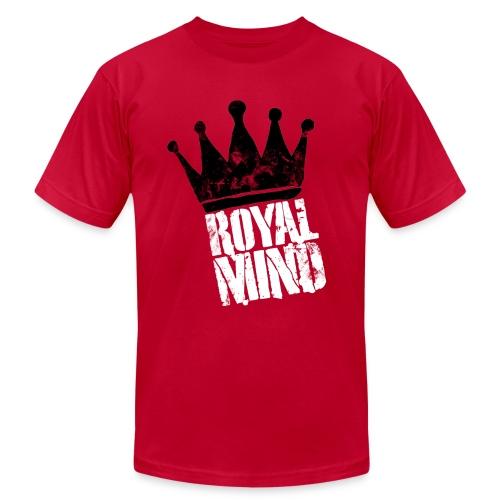 Royal Mind New Logo Tee - Men's Fine Jersey T-Shirt