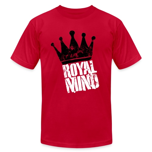 Royal Mind New Logo Tee - Men's  Jersey T-Shirt