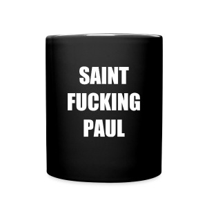 SAINT F**KING PAUL COFFEE MUG - Full Color Mug