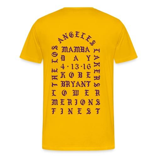 I FEEL LIKE KOBE - Men's Premium T-Shirt