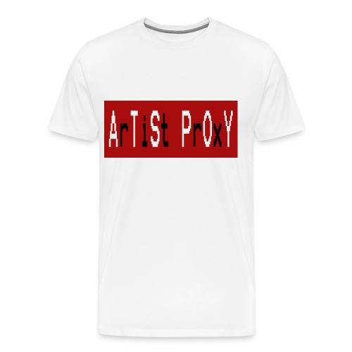 Official ArTiSt PrOxY 1st T shirt - Men's Premium T-Shirt