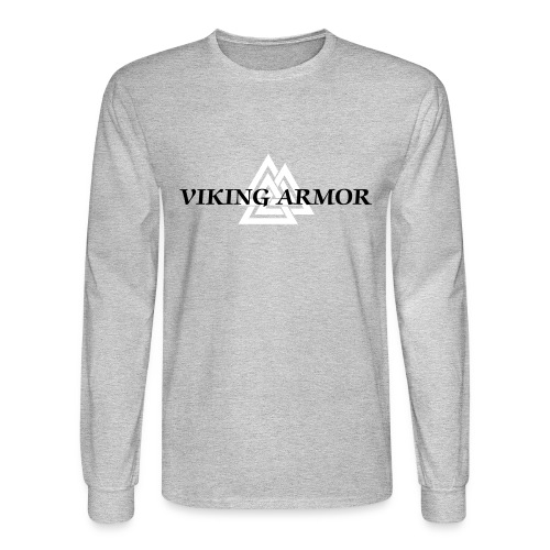 Viking Armor Long Sleeve Shirt - Men's Long Sleeve T-Shirt