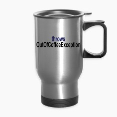 Coffee Exception Mugs & Drinkware