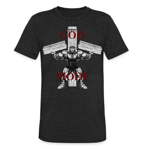 God Mode - Unisex Tri-Blend T-Shirt