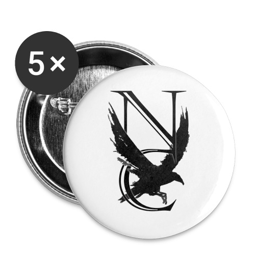 NC buttons - Large Buttons